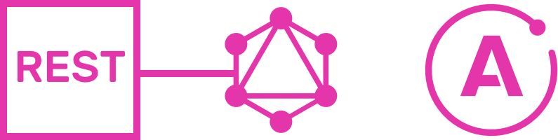 GraphQL Gateway in front of REST API, Apollo client